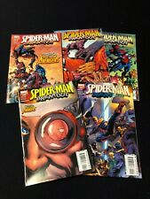 Spider-man Breakout # 1-5 - New Avengers