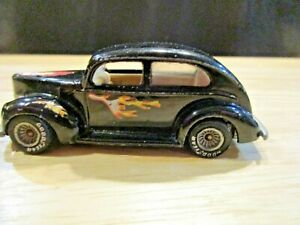 1982 Hot Wheels Real Riders 1940 Ford 2-Door Has paint Chips Loose 1:64 Scale