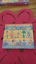 World Playground: A Musical Adventure for Kids by BRAND NEW unopened CD, 1998