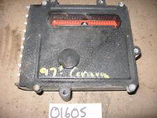 591-3047 CARAVAN TRANSMISSION CONTROL MODULE TCU TCM AUTO TRANS 1997 4686465