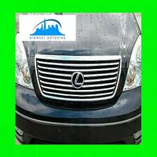 2001-2006 LEXUS LS430 LS 430 CHROME TRIM FOR GRILL GRILLE W/5YR WARRANTY