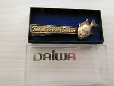 DAIWA - I'M A DAIWA BOOSTER - TIE PIN - RARE COLLECTIBLE.