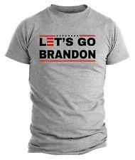Let's Go Brandon Joe Biden Funny Humor T shirt Trump 2024 Political Shirts