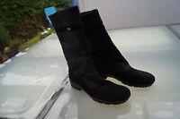 ROHDE Sympatex Damen Winter Schuhe Stepp Stiefel Boots Gr.39 schwarz wie NEU