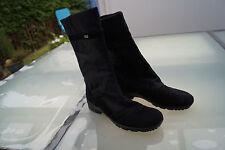 ROHDE Sympatex Damen Winter Schuhe Stepp Stiefel Boots Gr.39 schwarz wie NEU #4k