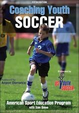 Coaching Youth Soccer-5th Edition-ExLibrary