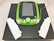 LeapFrog LeapPad2 Explorer Green Tablet Factory Reset