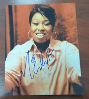 Missy Elliott - original Autogramm auf 20x25cm Foto signiert