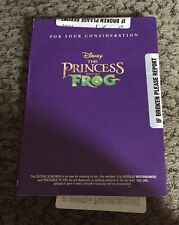 The Princess And The Frog FYC New!