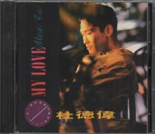 Alex To / 杜德偉 - My Love (Out Of Print) (Graded:NM/EX) POCD872