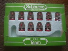 Boxed C100 SUBBUTEO CALCIO LIGHTWEIGHT TEAM Southampton 350 LOTTO 2