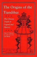 The Origins of the Tiandihui: The Chinese Triads in Legend and History-ExLibrary