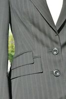 Karen Millen Fitted Formal/Occasion Suit Jacket, Black UK 8, Excellent Condition