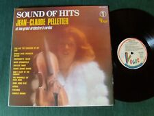 JEAN-CLAUDE PELLETIER grand orchestre SOUND OF HITS N° 1 - LP VOGUE LDM. 30307