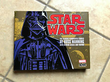 Marvel IDW STAR WARS - THE CLASSIC NEWSPAPER COMICS by RUSS MANNING HARDCOVER