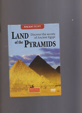 NEW:Ancient Civilizations DVD/Book/Cards:3 Ancient Egypt:Land Of The Pyramids