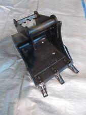 Tieflöffel Baggerlöffel passend Schnellwechsler MS01 Symlock ca. 400 mm breit