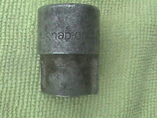 Snap on tools vintage speciality socket 1/2 drive number #82