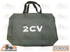 SAC pour protection de housse (CAR COVER BAG) de Citroen 2CV  -9009-