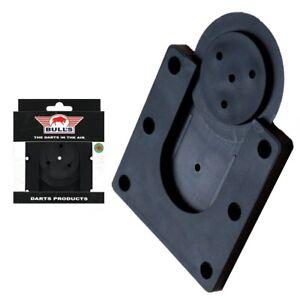 Bulls Dartboard Hanging Kit - Easy to Hang Remove Rotate - Wall Fixing Bracket