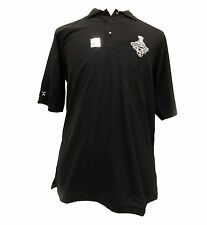 LA Kings NHL Stanley Cup 2012 Antigua Whisper Xtr Lite Desert Dry Polo Shirt C27