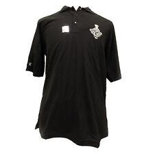 LA Kings NHL Stanley Cup 2012 Antigua Whisper Xtr Lite Desert Dry Polo Shirt C27