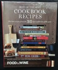 Best of the Best Food & Wine Best Recipes From 25 Best Cookbooks 2010 VOL # 13