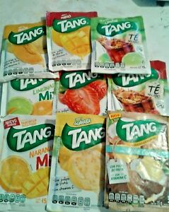 TANG No Sugar Needed Makes 2 Liters Of Drink Mix 15g From Mexico