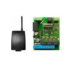 Receiver radio 4 duct Self-learning 433,92 Mhz RX4