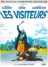 DVD *** LES VISITEURS *** Jean Reno, Christian Clavier