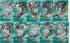 2002-03 BAP Between the Pipes The Mask ll  10 card lot