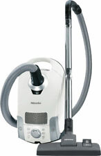 Miele 10797650 Compact C1 Young Style Vacuum Cleaner - Lotus White