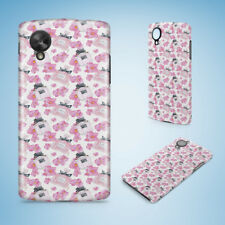 FASHION FLOWERS PATTERN HARD PHONE CASE COVER FOR NEXUS 5 5X 6 6P
