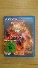 Playstation Vita  Ultimate Marvel VS. Capcom 3 RARE