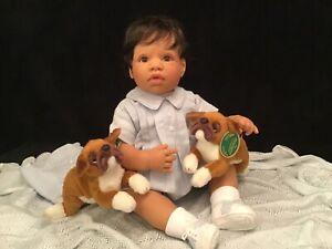 "Lee Middleton Doll "" Georgie """