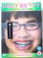 67550 DVD - Ugly Betty The Complete First Series Box Set [NEW / SEALED]    BUA00