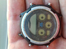 d45a64df4a8d CASIO BGR-10 MODULE 930 WATCH TWICEPT RARE FOR PIECES OR REPAIR MONTRE  OROLOGIO