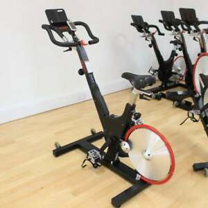 Keiser M3i Black Indoor Studio Bike - Commercial Gym Equipment