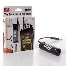"AmpliTube iRig ""OverStock""  Unopened.  ***SPECIAL 2 FOR $20***  Free Shipping"