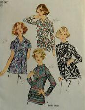 Vtg FF 1970s  Versatile Blouse Pattern Uncut Simplicity 5359 Size 12 Bust 34