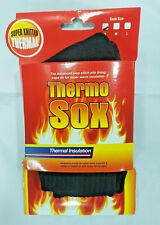 Thermo Sox Thermal Insulated Unisex Socks, 1.45 Tog, Fit Sizes 3-6, Free P&P!