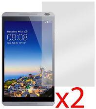 "2 Protectores de pantalla de Hellfire Trading para Huawei MediaPad M1 8.0 8"""