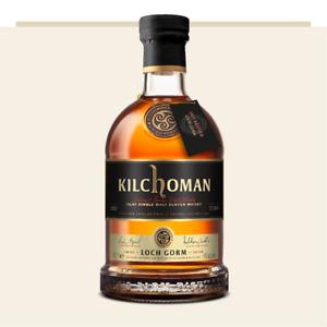 Kilchoman Loch Gorm 2021 Oloroso Sherryfass 0,7l, 46,0%
