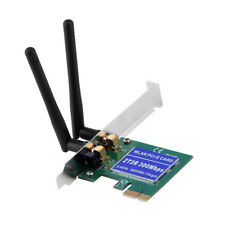 A37 300M PCI-E Wireless WLAN Netzwerkkarte Netzwerk Karte Adapter 802.11N PC
