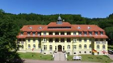 3 Tage Romantik Harz Urlaub für 2, Sauna Halbpension HP Hotel Südharz Kurzreise