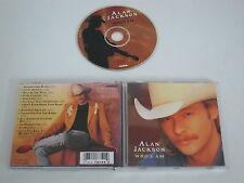 ALAN JACKSON/WHO I AM(ARISTA 07822-18759-2) CD ALBUM