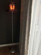 Retro Leadlight Glass Floor Lamp Tiffany Art Deco