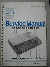 Philips N2511 Service Manual