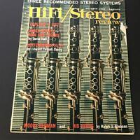 VTG HiFi Stereo Review Magazine October 1960 - Woody Herman by Ralph J. Gleason