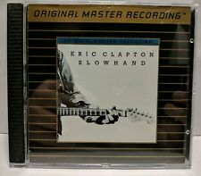 Eric Clapton Slowhand MFSL 24 KT Gold Audiophile Ultradisc CD UDCD 553 NM